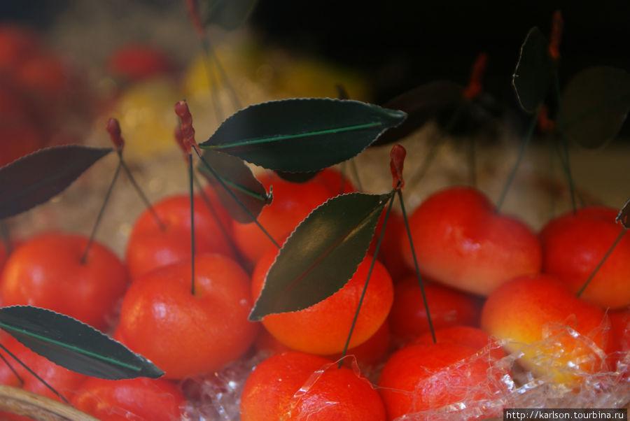 Сицилийские марципаны