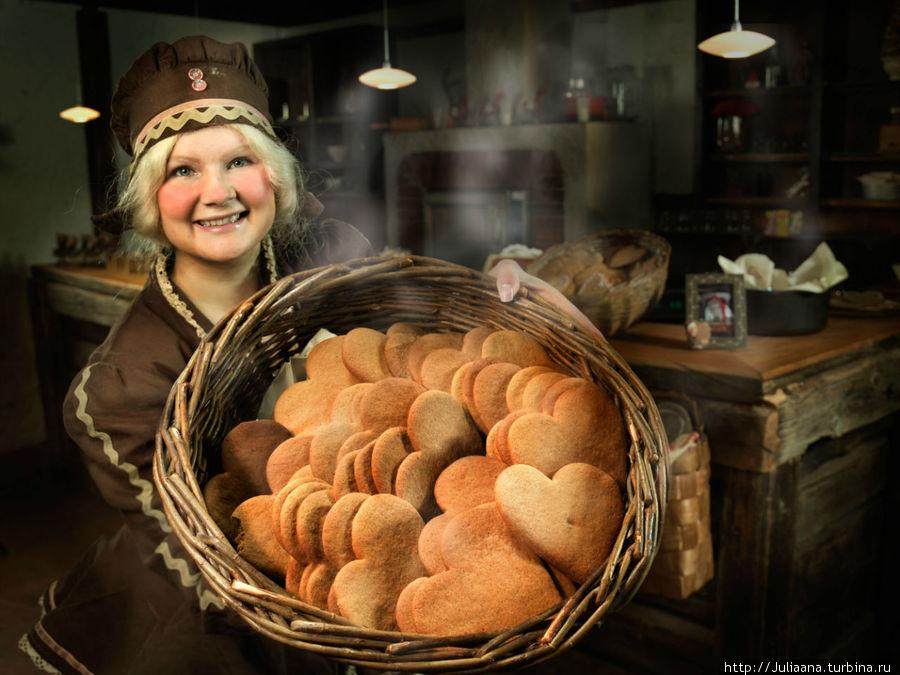 Пекарня Миссис Клаус