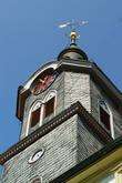 Купол кирхи святого Александра.
