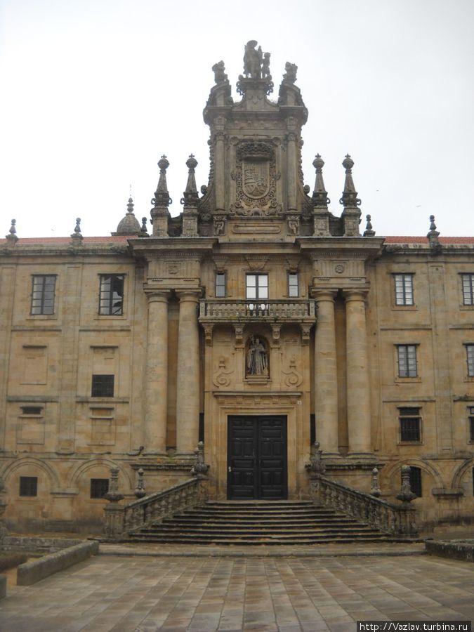 Так выглядит монастырь