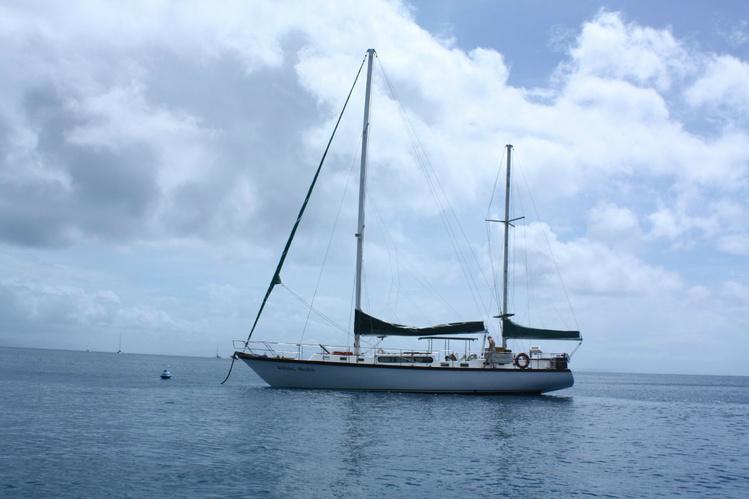 наша яхта