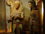 Египетские фараоны выдавали своих дочерей замуж за финикийских правителей.