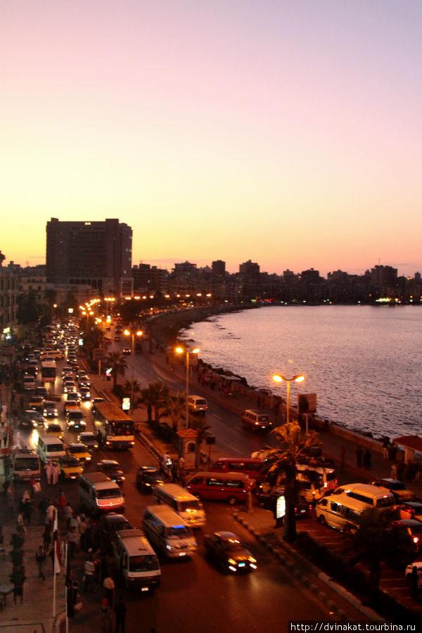 Вечерняя Александрия