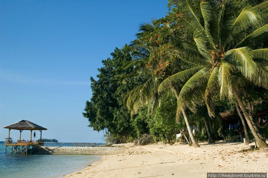 Великолепный пляж на Бали