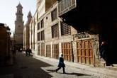 Центральная улицы рынка Эль-Халили.