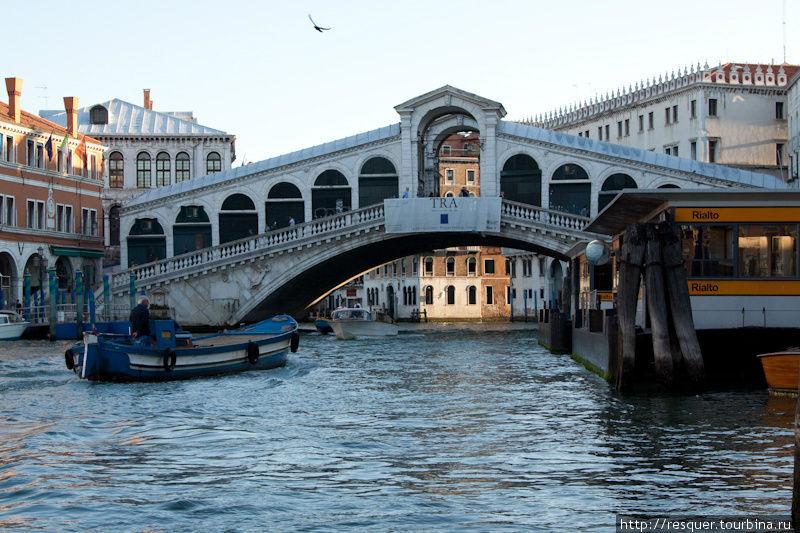 Венеция без туристов, утр