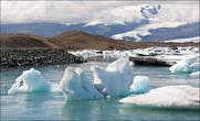 Ледяная Лагуна (Jokulsarlon Lagoon) — одна из главных достопримечательностей этой фантастической страны.