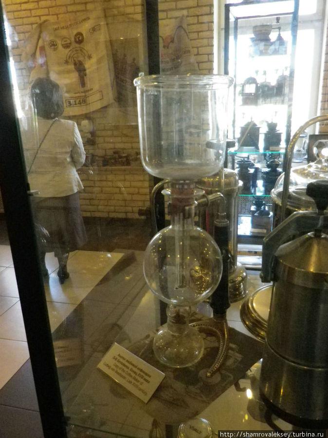 Подобным аппаратом для приготовления кофе пользовался Бетховен
