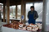 Как и везде в Европе, в Литве очень популярны рынки фермерской еды.