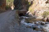 река Чибитка и Красные ворота