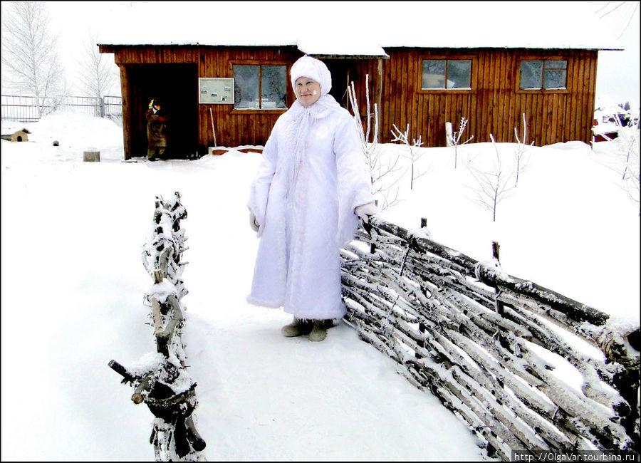 Зима-матушка