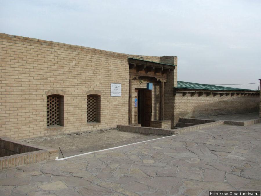 подземная мечеть