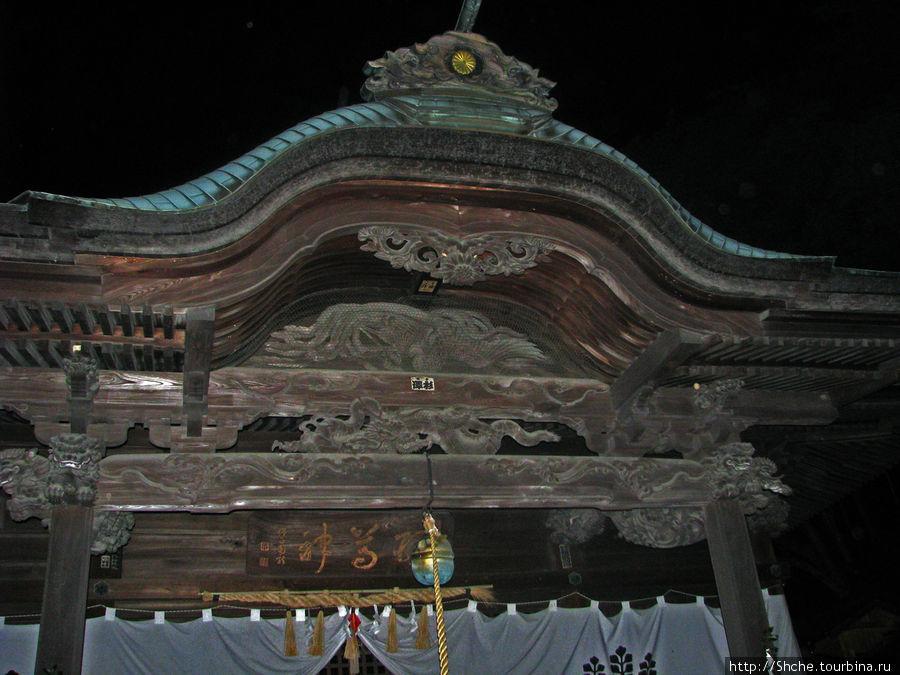 Так выглядит главный храм