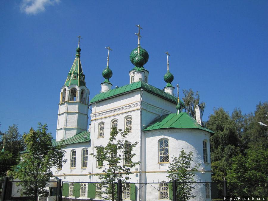 Церковь Вознесения (Леонтьевская) — яркая и интересная архитектура