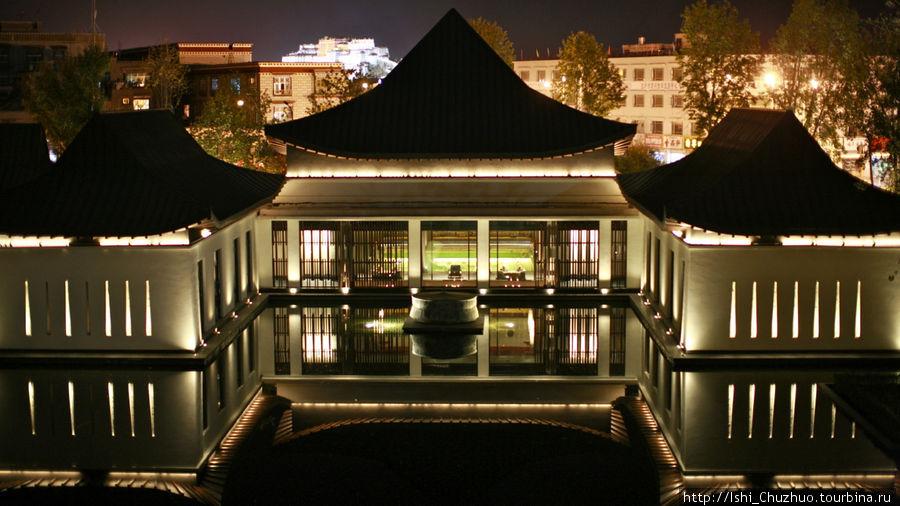 Тибет, лучший отель Тибета ST REGIS 5*