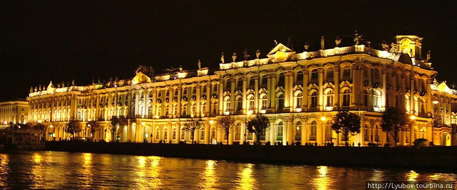 Зимний дворец (1754-62гг.
