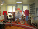 В Буйском краеведческом музее. Крестьянский быт