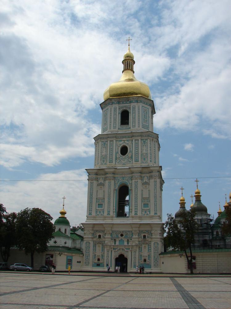 Софиевский собор. Вид со