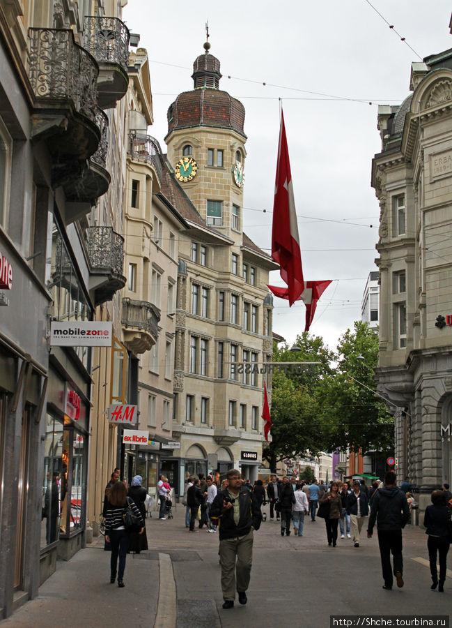 улица Multergasse