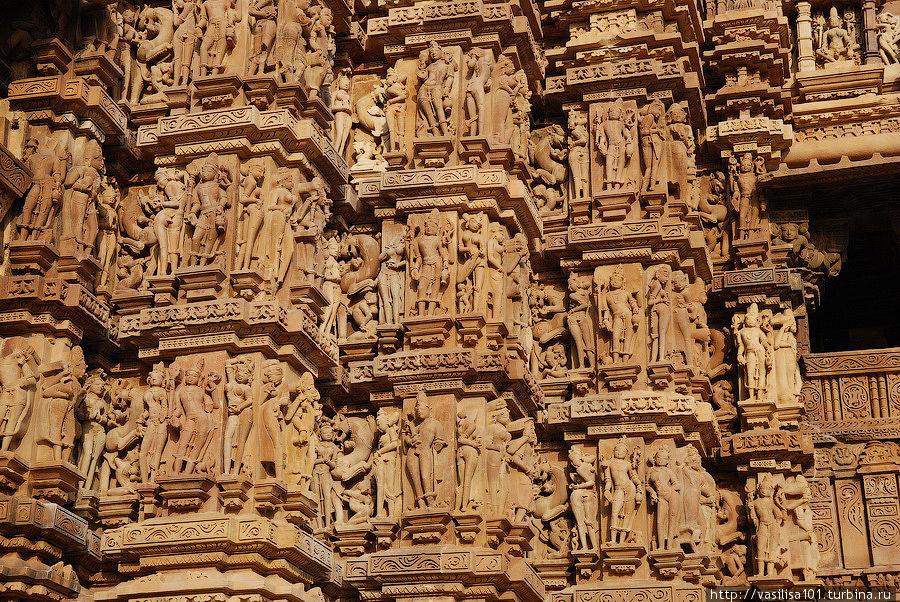 Эротические забавы древней индии