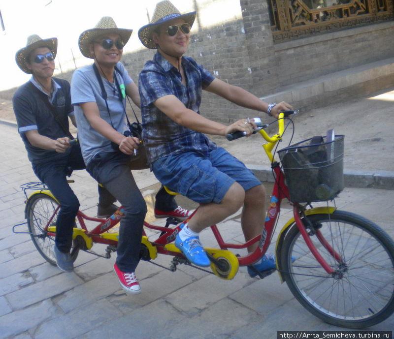 Пинъяо- город живущий своей историей Пинъяо, Китай