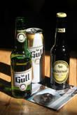 Gull — пиво, Maltextrakt — очень похоже на наш квас