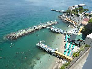 Пляжи сорренто италия 32