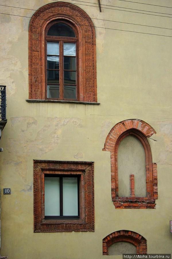 Самый старый частный дом.
