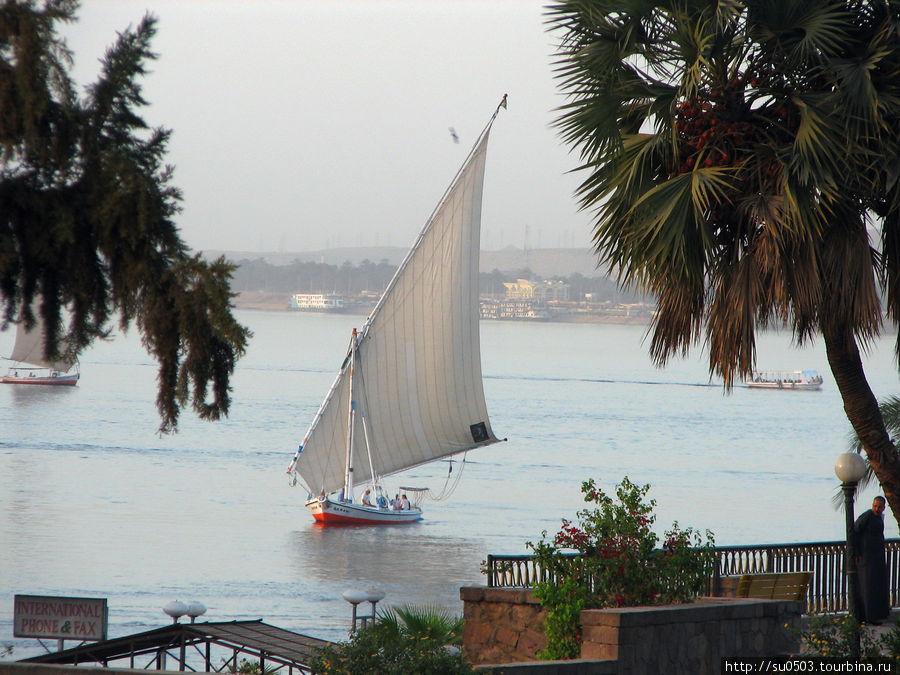 Фелука на Ниле