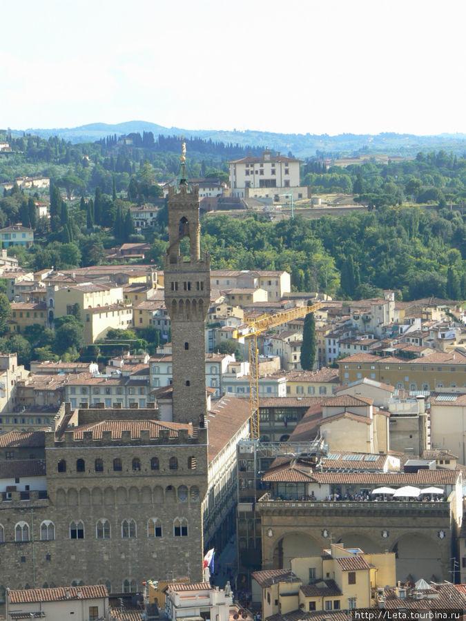 Собор Санта-Мария-дель-Фьоре Флоренция, Италия