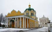 Красивый Христорождественский собор (XV—XIX века).