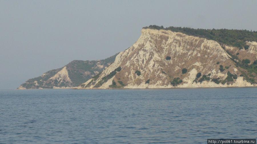 Самая южная точка Корфу — Аспрокавос