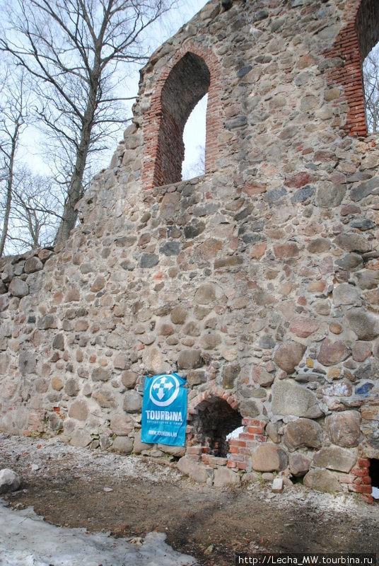 Замок в Кримулге