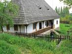Традиционный венгерский дом из села Вишково