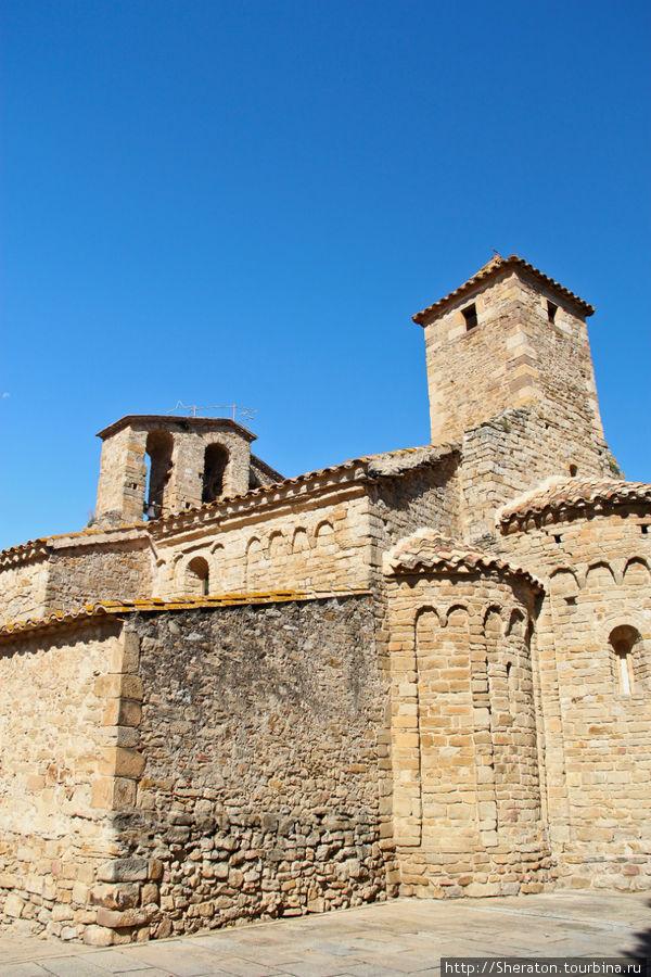 Ульястрет - осколок средневековья Ульястрет, Испания