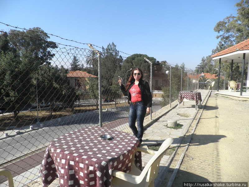 Как я границу переходила Никосия (турецкий сектор), Турецкая Республика Северного Кипра