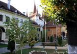 Внутренний дворик