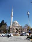 в городе Шиле. Мечеть