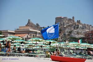 Пляж под Голубым флагом