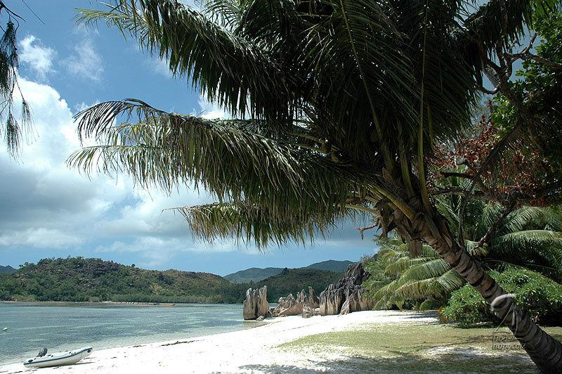Образцовый пляж острова К