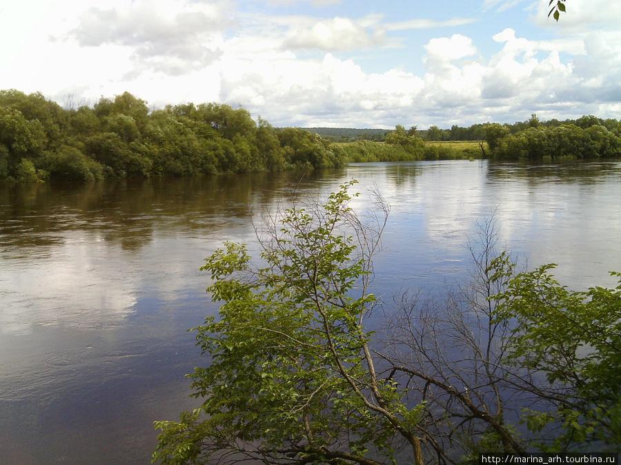 река Архара