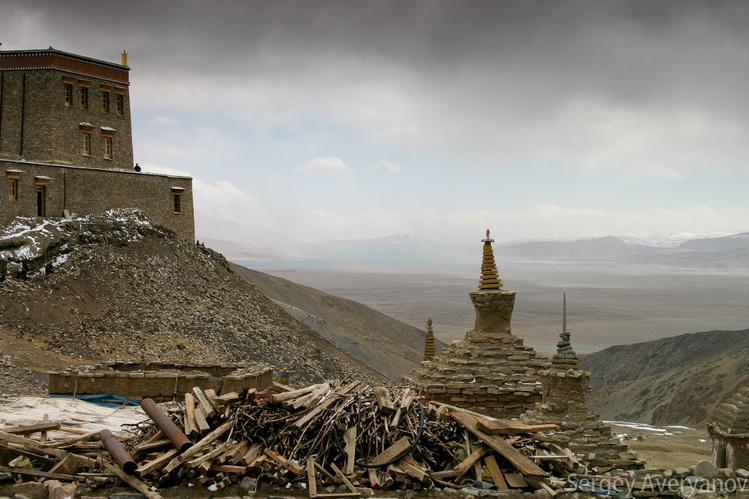 Монастырь Гьяндрак