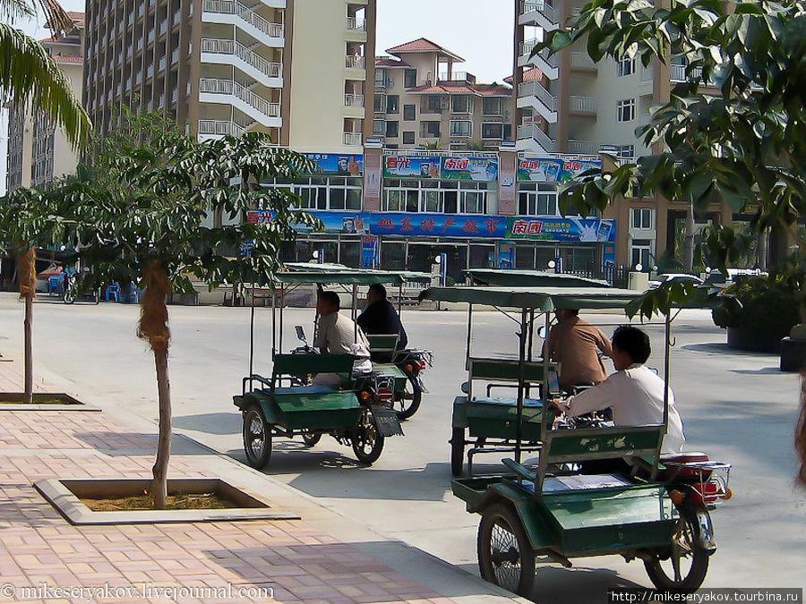 Китайский остров Х.нань Санья, Китай