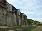 монастырь Иверон сзади