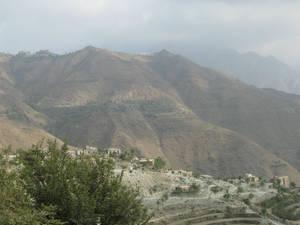 Пригороды Хадджи