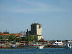 г.Уранополис, Башня