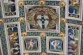 Потолок в Библиотеке Сиенского собора