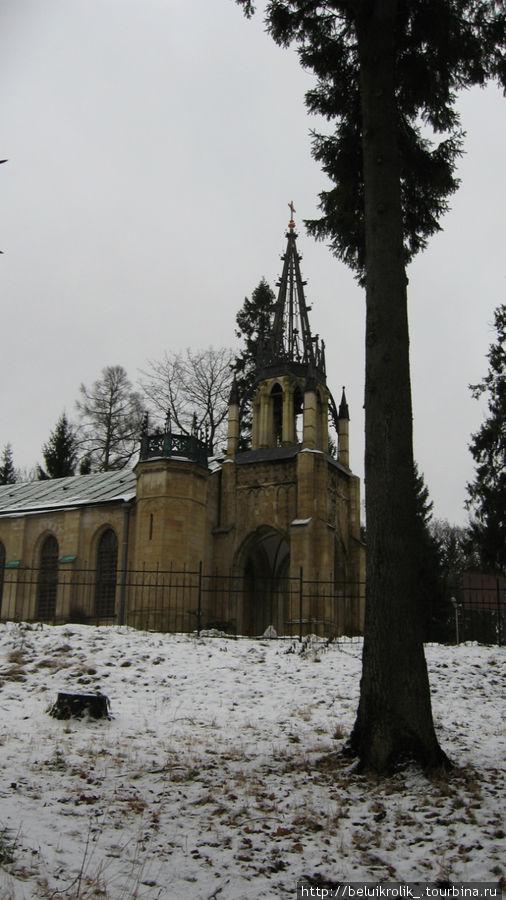 Храм свв.апостолов Петра и Павла сейчас.
