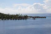 Отельчик или шалашики по полинезийски