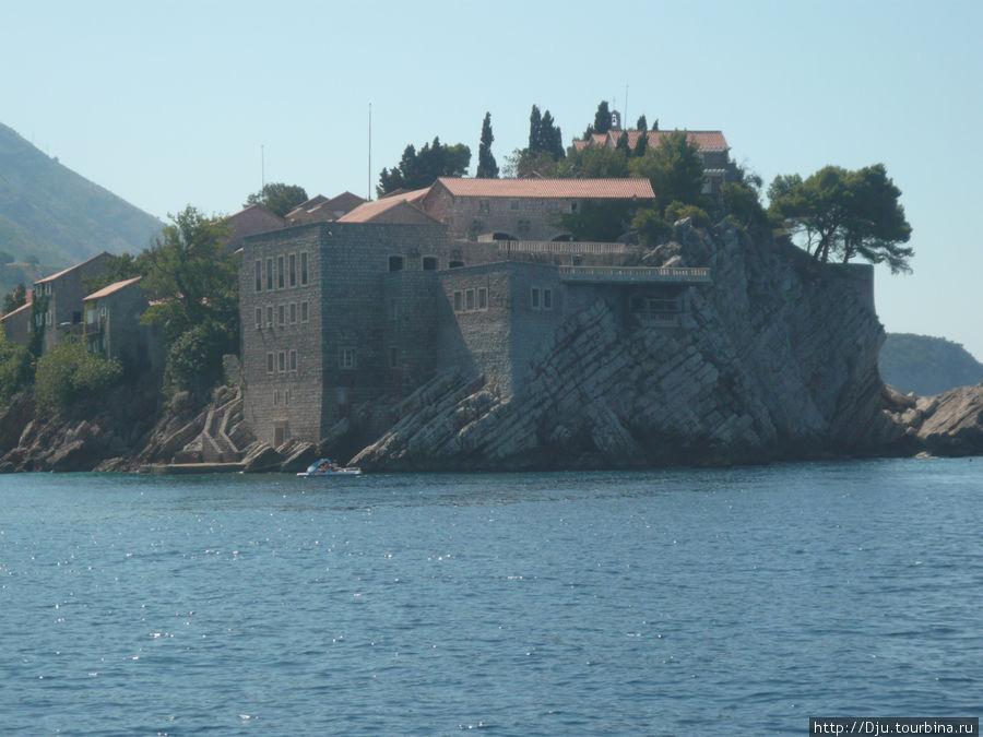 Остров Святого Стефана.